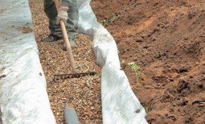 Comment cr er un jardin de rocailles les actualit s sur l 39 habitat - Comment drainer un terrain ...