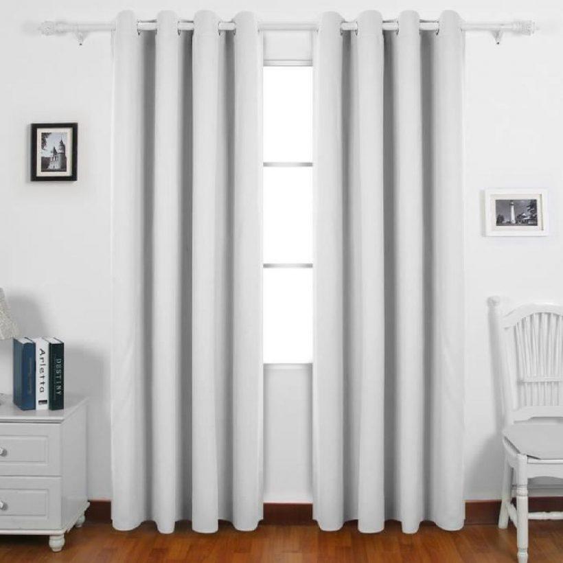 astuces pour bien nettoyer les rideaux les actualit s sur l 39 habitat. Black Bedroom Furniture Sets. Home Design Ideas