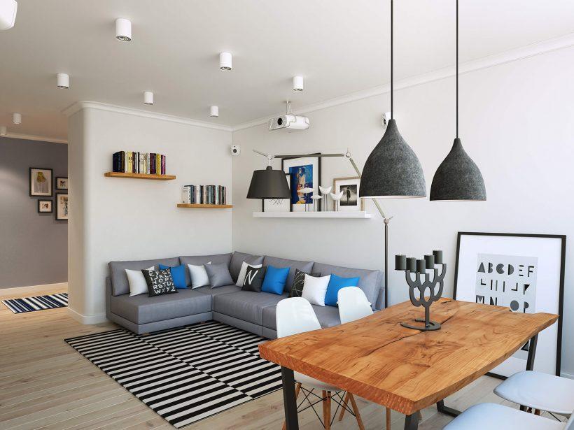 Comment Bien Decorer Son Salon Les Actualites Sur L Habitat
