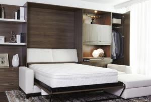 Comment d corer un petit appartement les actualit s sur l 39 habitat - Comment rehausser un lit ...