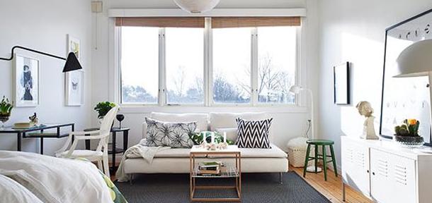 comment d corer un petit appartement les actualit s sur. Black Bedroom Furniture Sets. Home Design Ideas