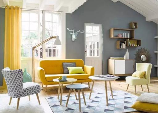 zoom sur la d coration d int rieur de style scandinave les actualit s sur l 39 habitat. Black Bedroom Furniture Sets. Home Design Ideas